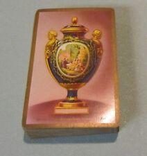 Vintage Sevres Vase Metropolitan Museum of Art Congress 606 Playing Cards