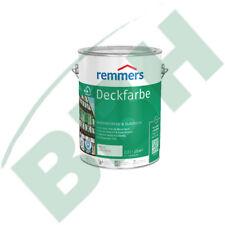 12 96 Euro pro Liter Remmers Deckfarbe 5l weiß