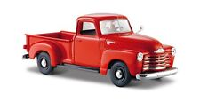 Maisto 1:25 Scale 1950 Chevrolet 3100 Pickup Diecast Truck Vehicle (Colors Ma...