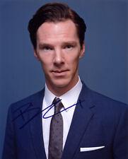 Benedict Cumberbatch Hand signed 8x10 photo w/COA