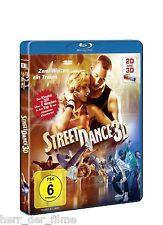STREETDANCE 3D (Blu-ray Disc, 2D und 3D-Version) NEU+OVP