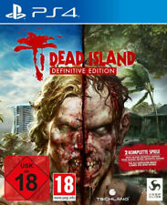 Sony PS4 Playstation 4 Spiel Dead Island Definitive Edition 1 + Riptide + DLCs