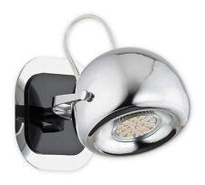 Spot-Leisten aus Stahl mit 1-3 Lichtern