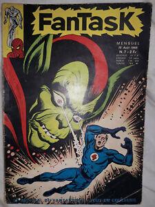 Fantask 7 - LUG - 1969 - Comics
