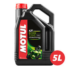 Motul 5100 Motorcycle Oil Engine 10w40 Semi Synthetic Ester Based - 5L