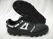 New Riddell 10060 Rattler Low-Height Baseball Shoes Turf Cleats Black Mens 11.5