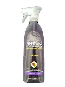 Method Multi-Suface Non-Toxic Surface Cleaner - French Lavender - 828ml