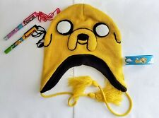 Lot of 4  Adventure Time Items Hat, Bracelet & Pens