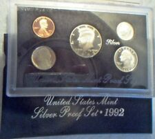 1992-S UNITED STATES SILVER PROOF SET