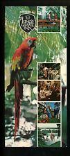 Oversized postcard Massachusetts MA Danver King's Grant Inn hotel Quality Parrot