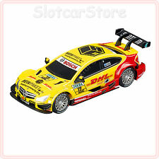 "Carrera GO 61275 AMG Mercedes C DTM ""D.Coulthard, No.19"" (DHL 2012) 1:43 GO Plus"