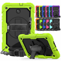 """For Samsung Galaxy Tab A 10.1"""" 2016 SM-T580 Heavy Duty Shockproof Case Cover"""