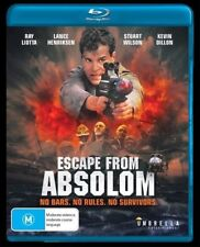 Escape From Absolom (Blu-ray, 2018)