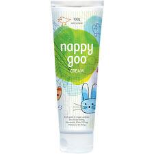 Nappy Goo Cream 100g *Royal Children's Hospital Melbourne *Nappygoo Save Postage