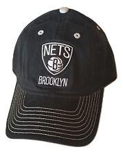 Brooklyn Nets Cap Adjustable Slouch Hat NBA by Adidas