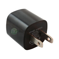 Black USB Travel Battery Wall AC Charger Mini for Apple iPhone SE 6 6S 7 7S Plus