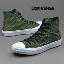 Converse Chuck Taylor All Star II Hi Top Volt Green Men's Sneakers 12