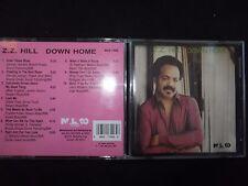 CD Z.Z. HILL / DOWN HOME /