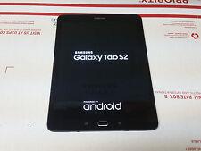 Samsung Galaxy Tab S2 SM-T813 Black WiFi 32GB 9.7in Tablet Unit 5618