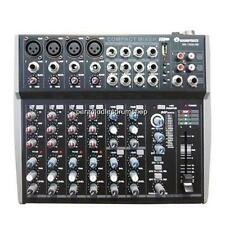 12 CHANNEL PASSIVE MIXER BY SOUNDTRACK PRO AUDIO - MX1202USB