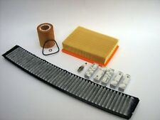 Genuine Oil Cabin Air Micro Filter Spark Plug x6 Service Kit