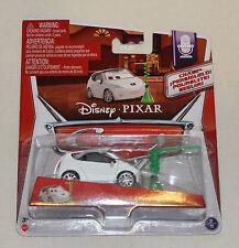Disney Pixar Cars 2 Mattel 1:55 Model Car Lee Race Chase New In Pack