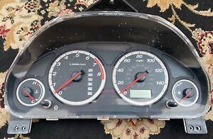 Honda CR-V 2003 instrument speedometer gauge panel (VISTEON)