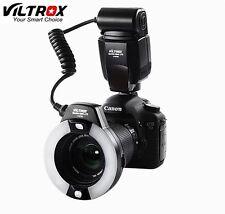 JY-670C E-TTL Macro Ring Flash for Canon 1200D 750D 700D 650D 600D 60D 5D II 7D