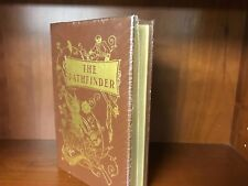 Easton Press - The Pathfinder, Cooper - Leatherstocking Tales - SEALED