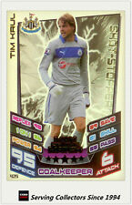 2012-13 Match Attax Man Of Match Foil Card #425 Rim Krul (Newcastle Utd)