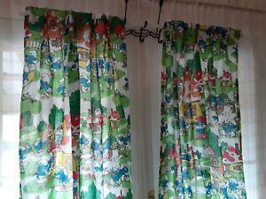 Vintage Drapes ,Curtains