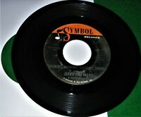 NORTHERN SOUL 45 RPM RECORD: JERRY HAYWARD & THE EVERGLADES 1962 - SYMBOL 916 EX