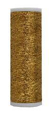 Metallic Stick Garn Metalux beilauffaden 60 M de oro (0312)