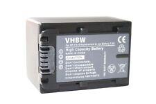 Batterie + CHIP pour SONY HDR-XR100E HDR-CX116E DCR-SR47E ACCU