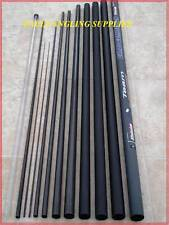 11 M Carp Pole fishing Pole Carbo Competition ELASTIC FITTED
