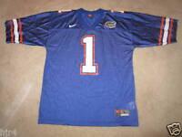 Florida Gators #1 Nike Football Jersey M Medium