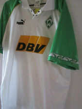 Werder Bremen 1995-1996 Home Football Shirt Size XL /2507