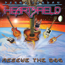 Heartsfield: Rescue the Dog - Rock Music CD Album - NEW & MINT