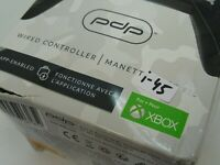 PDP Wired Controller for Xbox One - Phantom Black (048-082)