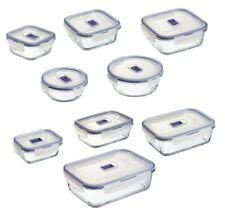 Aufbewahrungsbox GLAS Luminarc® Mikrowellengeschirr Frischhaltedose Dose Box