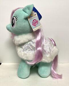 My Little Pony MLP G4 Friendship Is Magic Build A Bear Minty NWT Plush