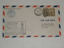 (A129) FIRST OFFICIAL FLIGHT COVER MONTREAL TO ST JOHN 28/1/29.