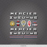 0304 Mercier Vélo Décalcomanies