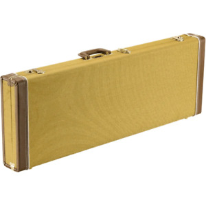 Fender Classic Series Electric Guitar Hard Case - Strat/ Tele - Tweed