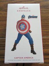 Marvel Studios Avengers: Endgame Captain America Ornament – Brand New