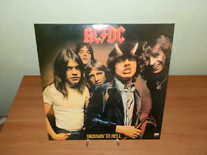 AC/DC HIGHWAY TO HELL k 50628 CORAL RED LP VINILE LIMITED USATO SICURO