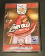 FedEx Orange Bowl University of Louisville Cardinals Football 2007 DVD UL UofL