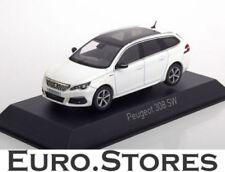 Peugeot NOREV White Metal Diecast Cars, Trucks & Vans