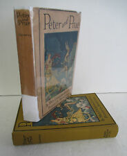 PETER & PRU by Mary Dickerson Donahey, 1924 1st Ed with Harold Gaze Illus, in DJ