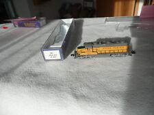 Liffe-like 7253 Piste N gp-20 Diesel Locomotive Union Pacific #491